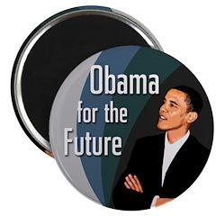Barack Obama for the Future Magnet
