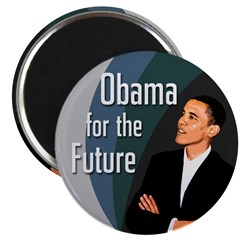 Barack Obama for the Future Magnet