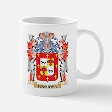 Hinojosa Coat of Arms - Family Crest Mugs