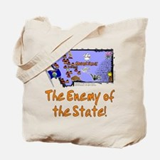 MT-Enemy! Tote Bag