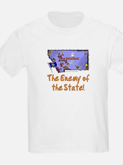 MT-Enemy! T-Shirt