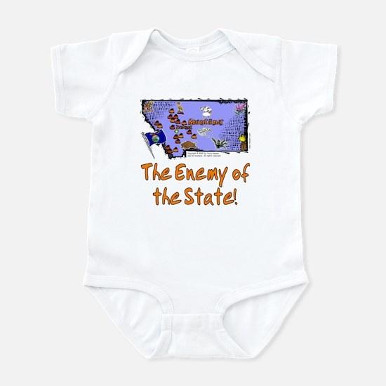 MT-Enemy! Infant Bodysuit