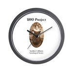 1890 Image Wall Clock