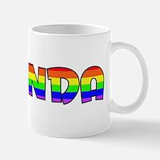 Belinda Gay Pride (#004) Mug