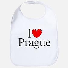 """""""I Love Prague"""" Bib"""