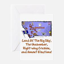 MT-Big Sky Greeting Card