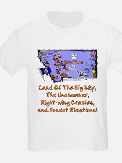 MT-Big Sky T-Shirt