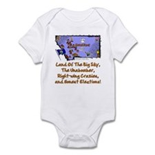 MT-Big Sky Infant Bodysuit