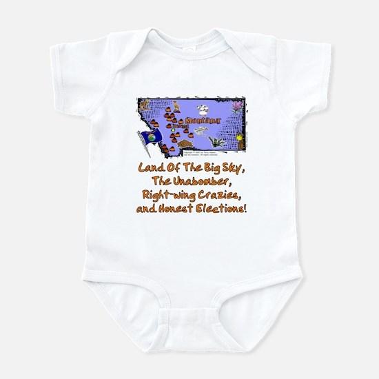 MT-Big Sky Infant Bodysuit