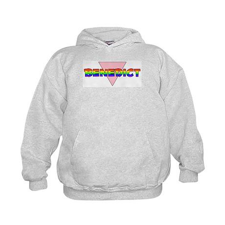Benedict Gay Pride (#002) Kids Hoodie