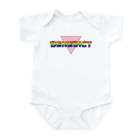 Benedict Gay Pride (#002) Infant Bodysuit