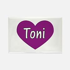 Toni Rectangle Magnet