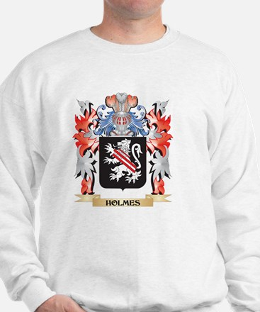 Holmes Coat of Arms - Family Crest Jumper