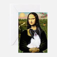 Mona's Papillon Greeting Cards