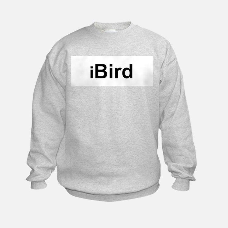 Cute Bird watching Sweatshirt