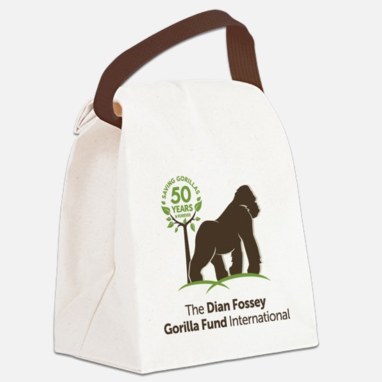 50th Anniversary Canvas Lunch Bag