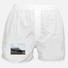 Brighton pier Boxer Shorts