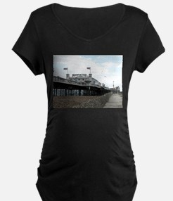 Brighton pier Maternity T-Shirt