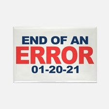 End of an Error 2021 Magnets