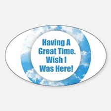 Great Time Decal
