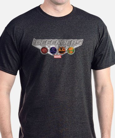 The Defenders Icons T-Shirt