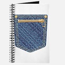 Zipper Pocket Journal