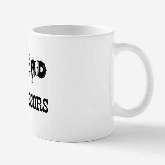Rock is Dead Mug