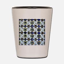 Cool Mosaic Shot Glass