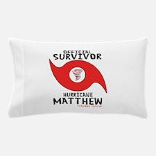 OFFICIAL SURVIVOR HURRICANE MATTHEW Pillow Case