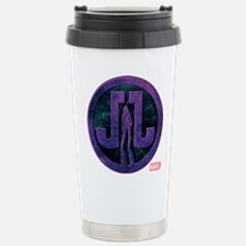 Jessica Jones Grunge Ic Stainless Steel Travel Mug
