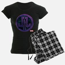 Jessica Jones Grunge Icon Pajamas