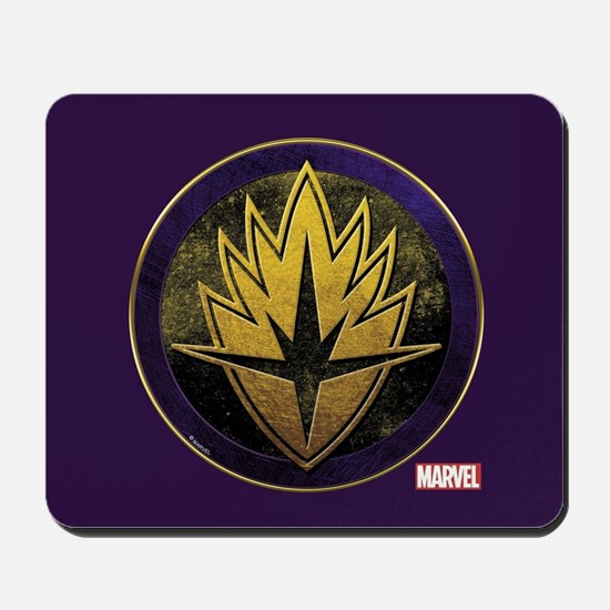 Guardians Grunge Icon Mousepad