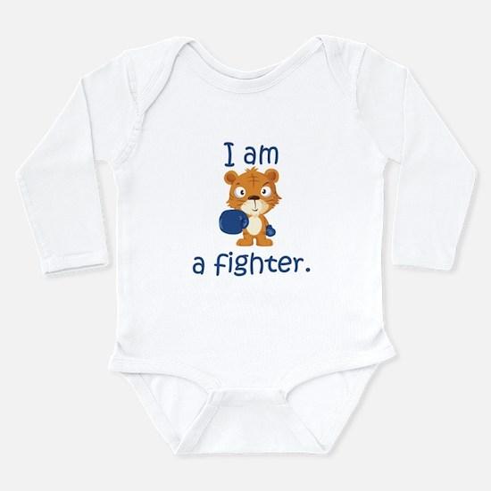 Teddy Bear Fighter Body Suit