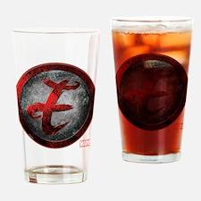 Elektra Grunge Icon Drinking Glass