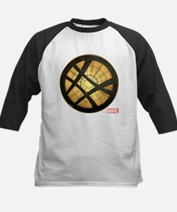 Doctor Strange Grunge Icon Kids Baseball Jersey