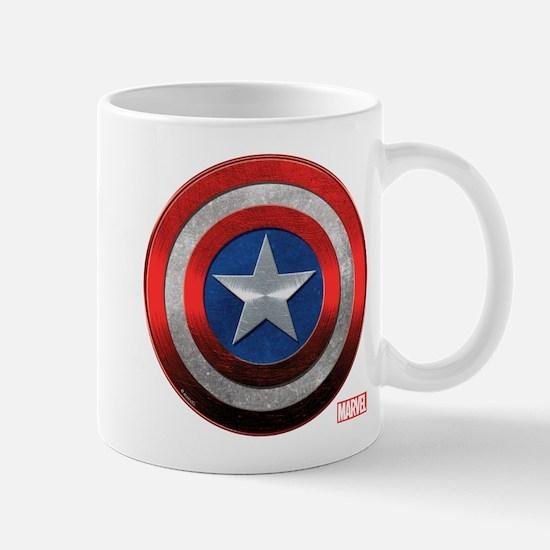 Captain America Grunge Mug