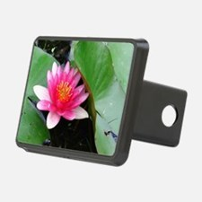 Cute Water lilies Hitch Cover