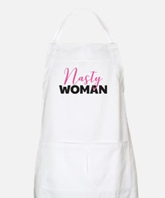 Clinton - Nasty Woman Apron