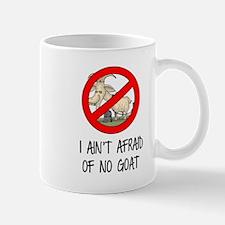 I Ain't Afraid of No Goats - Cubs 2016 Mugs