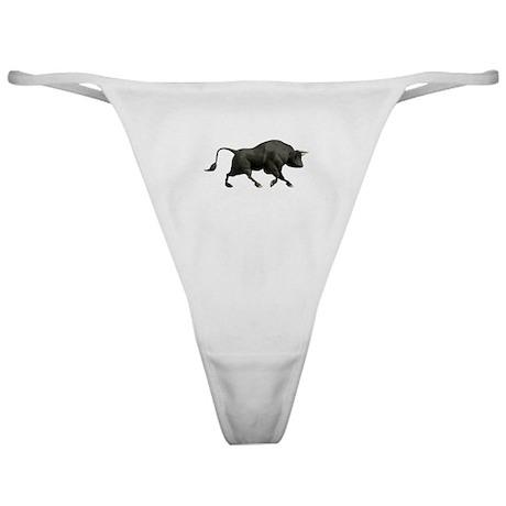 Black Bull Classic Thong