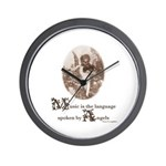 Violin Art Classical Music Violinist Wall Clock