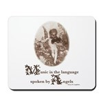 Violin Art Classical Music Violinist Mousepad