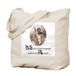 Violin Art Classical Music Violinist Tote Bag