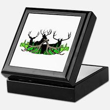 Deer shed 3 Keepsake Box