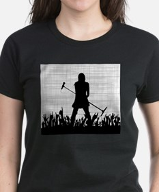 Singer on Stage Grung T-Shirt