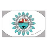 Hopi sun face 10 Pack