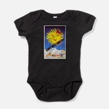 Cute European Baby Bodysuit