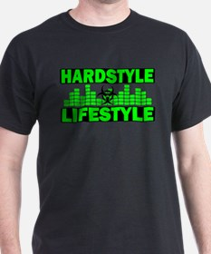 Hardstyle Lifestyle Hazzard and Tempo design T-Shi