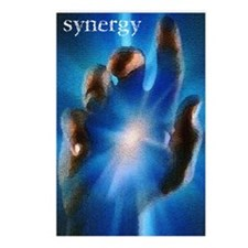 Synergistic Synergy Postcards (Package of 8)