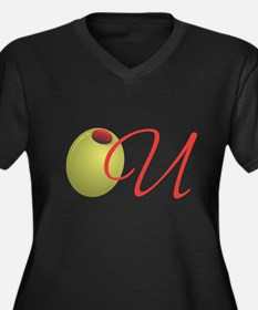 Olive U Plus Size T-Shirt